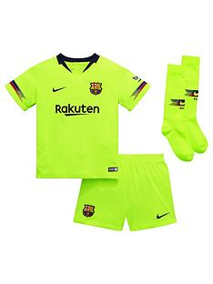 f616c1f14 Nike Nike Little Kids Barcelona 18 19 Away Kit