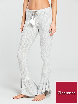 river-island-jersey-flared-lounge-pants-grey