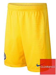 nike-youth-chelsea-away-shorts-yellow
