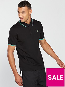 lacoste-sport-tipped-polo