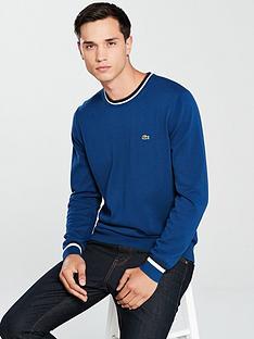 lacoste-lacoste-sportswear-overhead-tipped-jumper