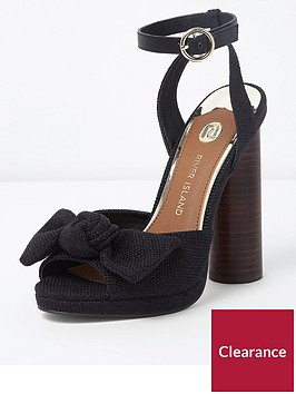river-island-circle-bow-heeled-sandals-black
