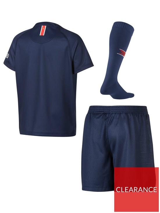 fa308bd5 Nike Little Kids PSG 18/19 Home Kit - Navy | very.co.uk