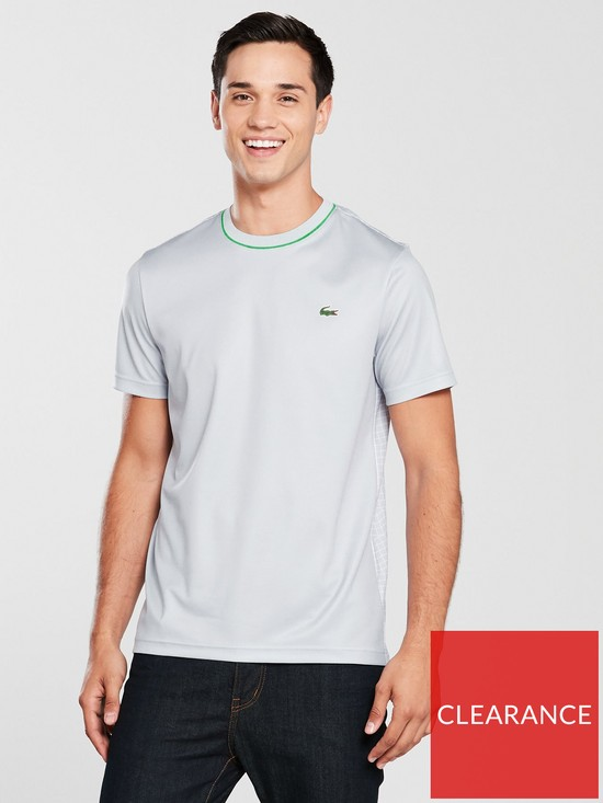 06c65750 Lacoste Sport Ultra Dry T-Shirt | very.co.uk