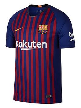 nike-barcelona-youths-1819-home-short-sleeved-stadium-jersey-bluegarnet