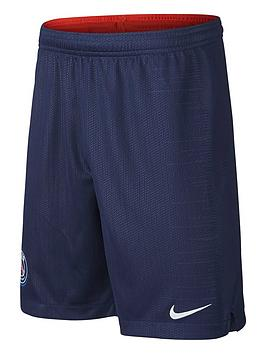 nike-psg-1819-youths-home-shorts-navynbsp