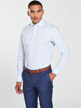 hugo-ls-grid-check-shirt