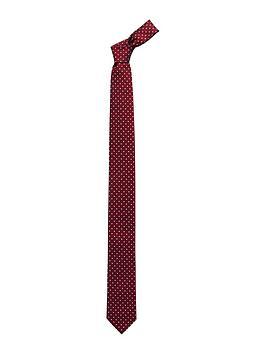hugo-square-print-tie