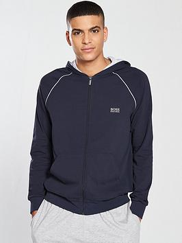 boss-lightweight-zip-hooded-top