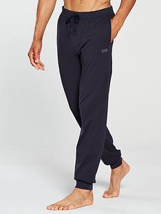 boss-lightweight-cuffed-lounge-pants-navy
