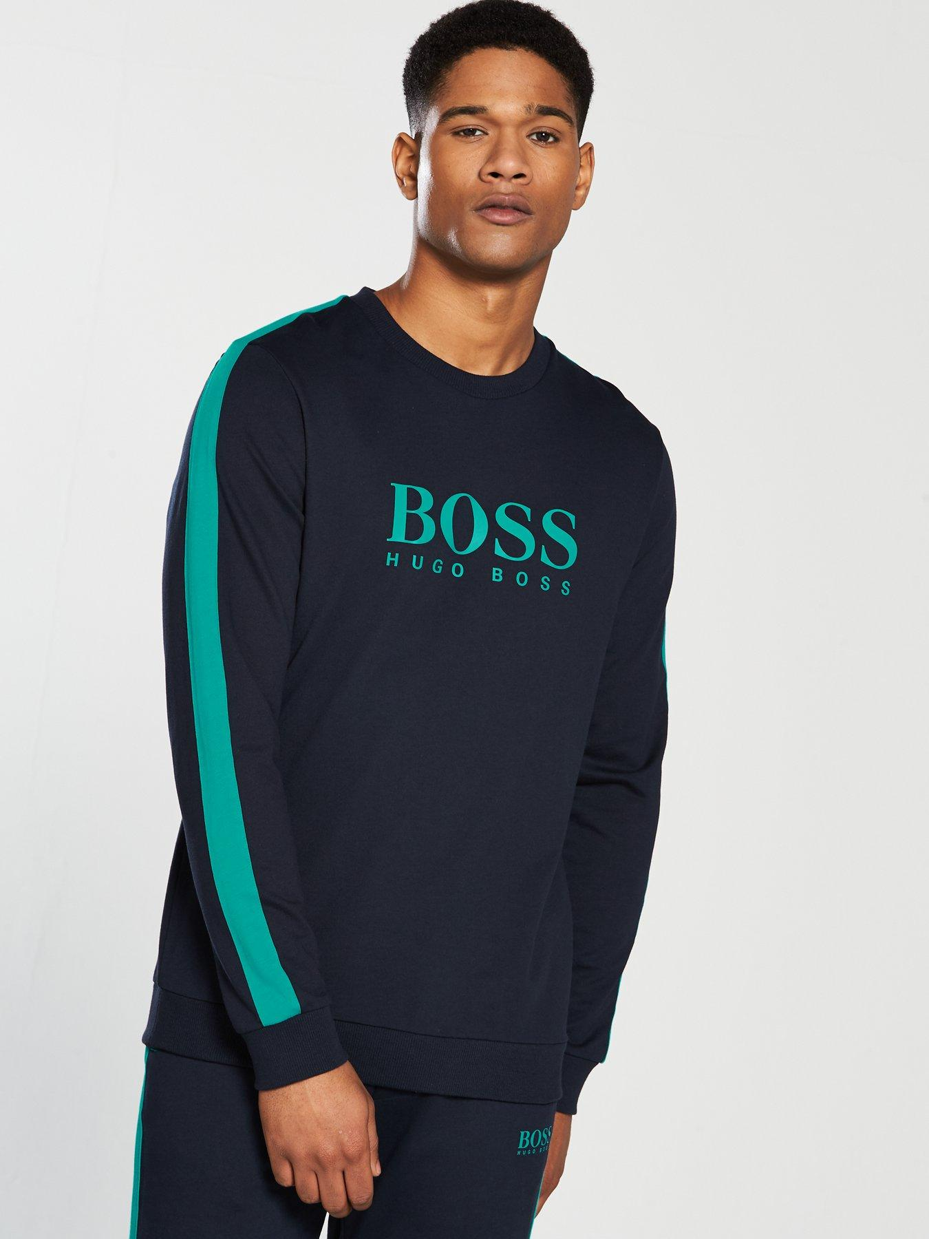 Hugo Boss Authentic Crew Loungetop