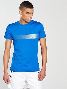 boss-slim-fit-chest-logo-t-shirt