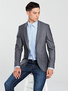 hugo-slim-birdseye-jacket