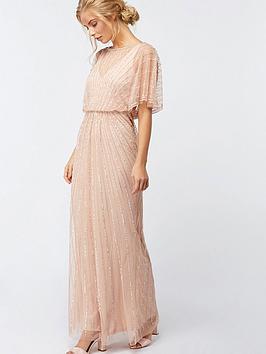 Monsoon Angelina Embellished Maxi Dress