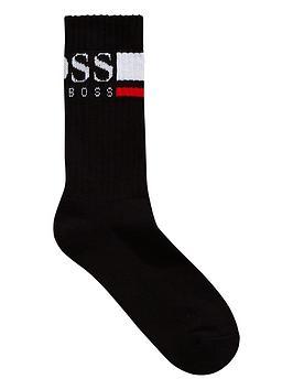 boss-rib-logo-sock