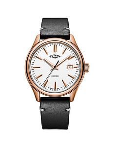 rotary-rotary-oxford-rose-gold-dial-with-black-leather-strap-mens-watch