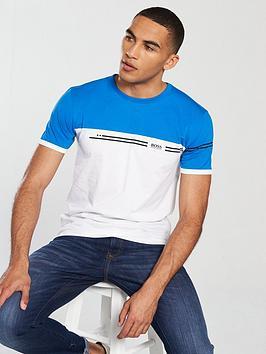 boss-athleisure-cut-amp-sew-t-shirt-whitebluenbsp