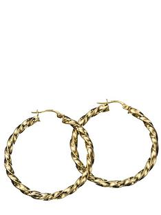 love-gold-9-carat-yellow-gold-twisted-ribbon-earrings
