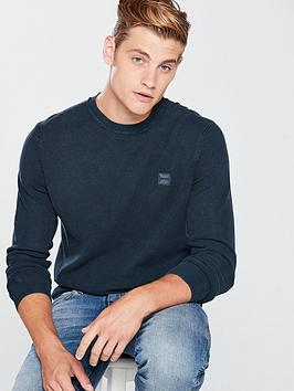 boss-lightweight-textured-jumper