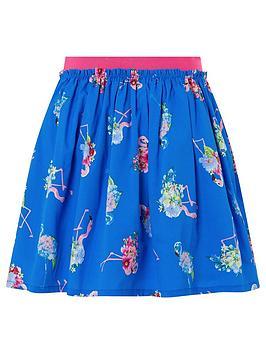 monsoon-finella-flamingo-skirt