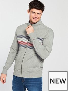 tommy-hilfiger-tommy-sportswear-stripe-12-zip-sweat