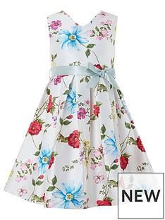 monsoon-ladybird-print-dress