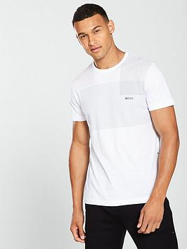 boss-dot-print-t-shirt
