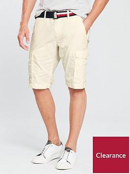 tommy-hilfiger-sportswear-cargo-shorts-cream