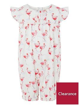 monsoon-newborn-baby-freya-flamingo-romper