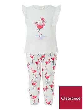 monsoon-newborn-baby-freya-flamingo-set