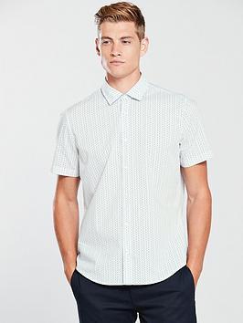 boss-casual-ss-raindrop-shirt
