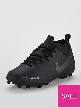 nike-junior-phantom-vision-club-df-firm-ground-football-boots-black
