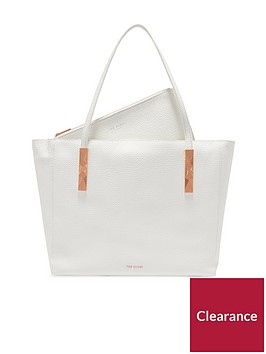 ted-baker-paigie-large-zip-tote-bag-white