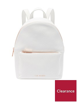 ted-baker-pearen-soft-grain-backpack-white