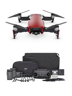 DJI Mavic Air Combo Drone - Flame Red