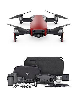 dji-mavic-air-combo-drone-flame-red