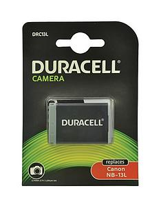 duracell-replacement-canon-nb-13l-battery