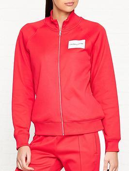 calvin-klein-zip-up-track-jacket-red