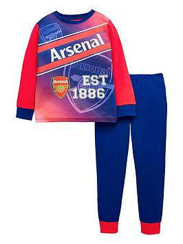character-nbspboys-arsenal-football-pyjamas-multi