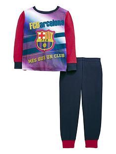 character-boys-barcelona-football-pyjamas-multi-coloured