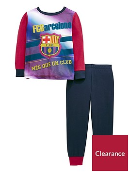 character-boys-barcelona-football-pyjamas-multi-coloured