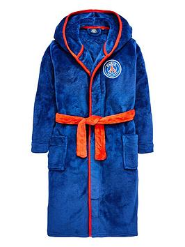 character-paris-saint-germain-football-fleece-robe