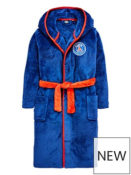 character-paris-saint-germain-football-fleece-robe
