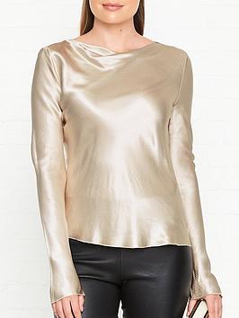 bec-bridge-kaianbsplong-sleeve-top-gold