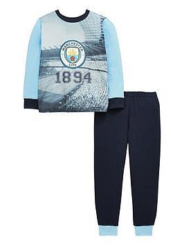 character-boys-manchester-city-football-pyjamas-multi-coloured