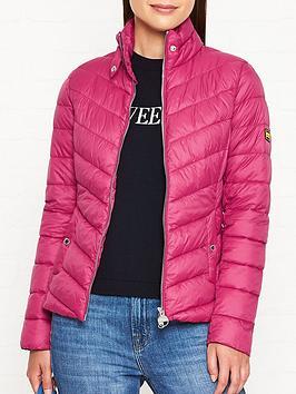 barbour-international-international-aubern-baffle-quilted-jacket-pink