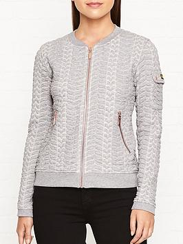 barbour-international-international-blyton-knitted-bomber-jacket-grey