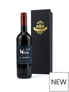 personalised-wine-o039clock-vdp-red-wine-in-a-silk-lined-gift-box