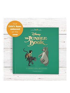 disney-personalised-timeless-jungle-book-story