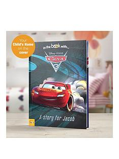 disney-personalised-cars-3-hardback